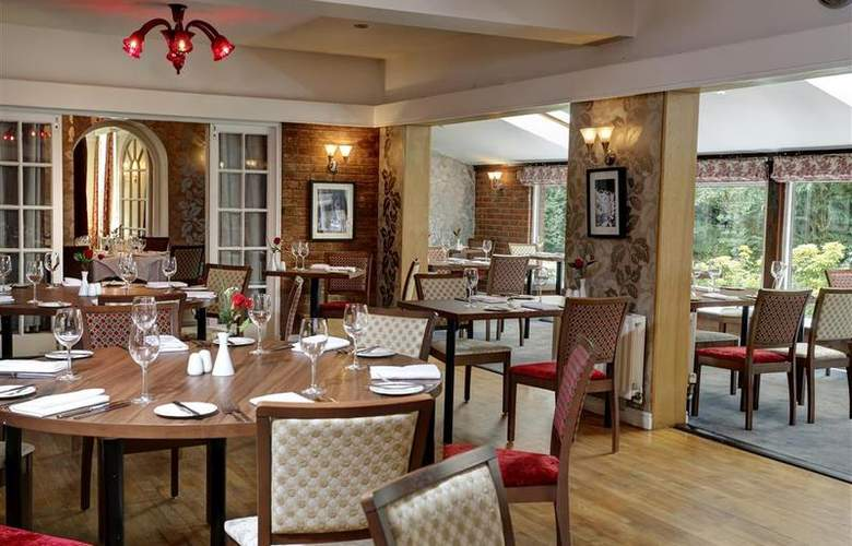 Dower House & SPA - Restaurant - 103