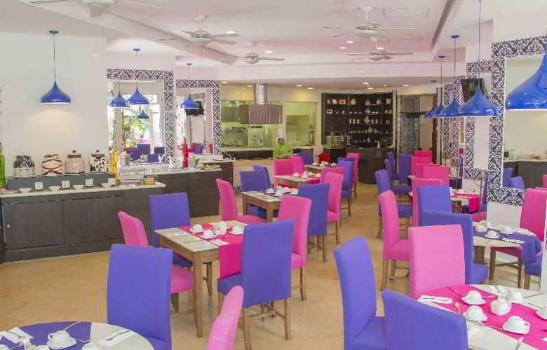 Best Western Real de Puebla - Restaurant - 77