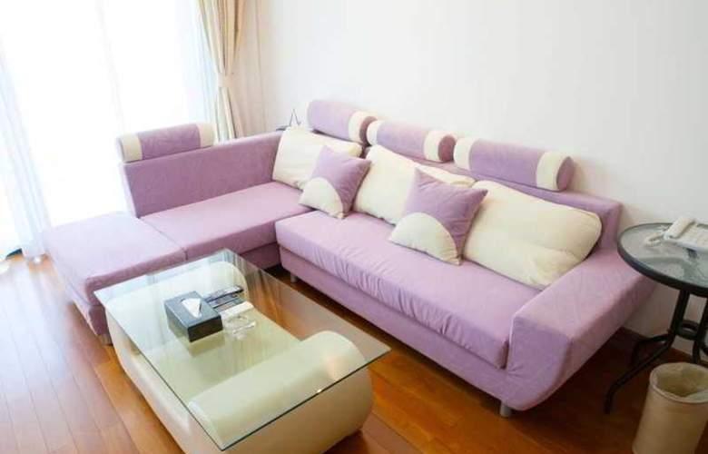 Yopark Serviced Apartment Yanlord Riviera Garden - Room - 8