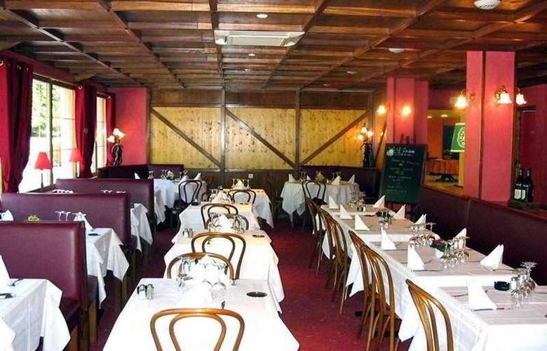 Kyriad Grenoble-Voiron-Centr'Alp - Restaurant - 4