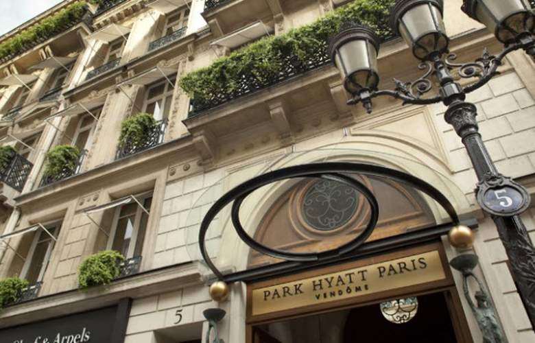 Park Hyatt ParisVendome - Hotel - 0