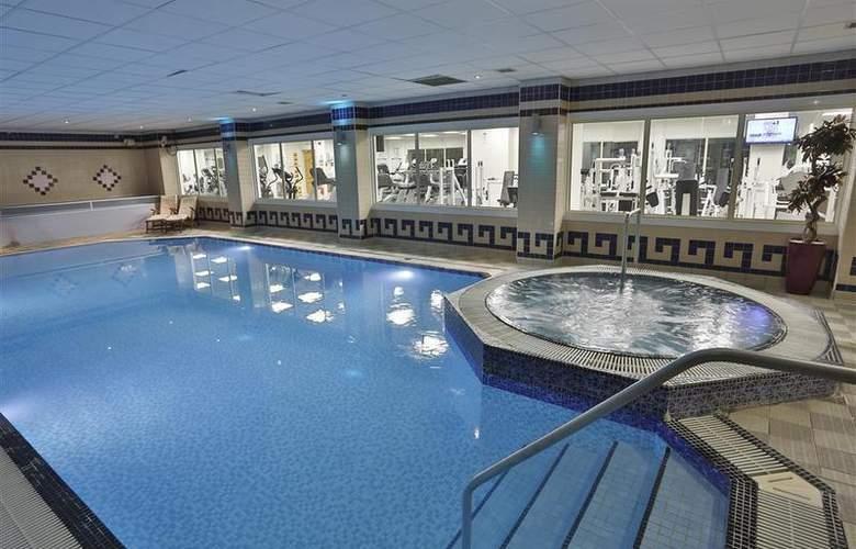 Best Western Stoke-On-Trent Moat House - Pool - 86
