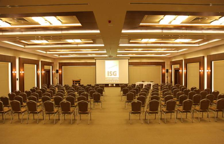 ISG Airport Hotel - Conference - 4