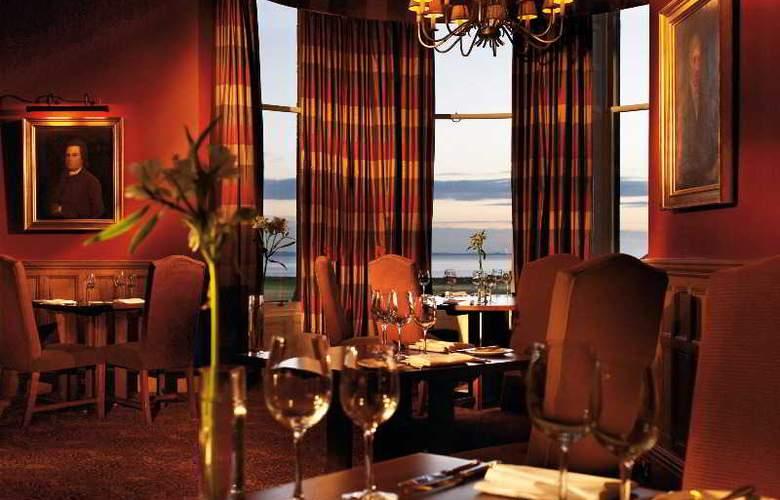 Macdonald Marine Hotel & Spa - Restaurant - 18