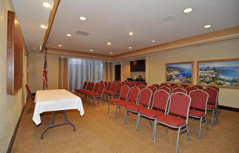 Best Western Meridian Inn & Suites, Anaheim-Orange - Conference - 36