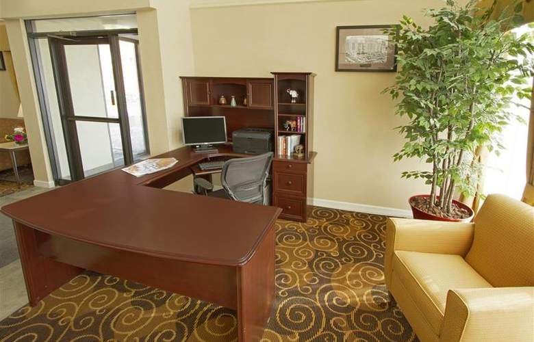 Best Western At O'Hare - Conference - 64