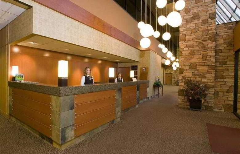Best Western Plus The Westerly Hotel & Conv Cntr - Hotel - 42