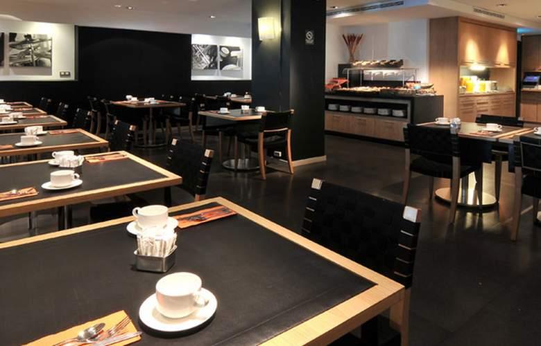 Sercotel Hotel Jazz - Restaurant - 5