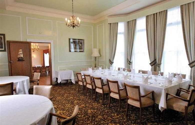 Best Western Bristol - Hotel - 76