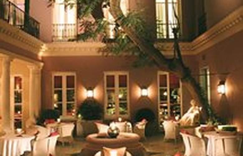 Villa Padierna, Thermas de Carratraca - Restaurant - 6
