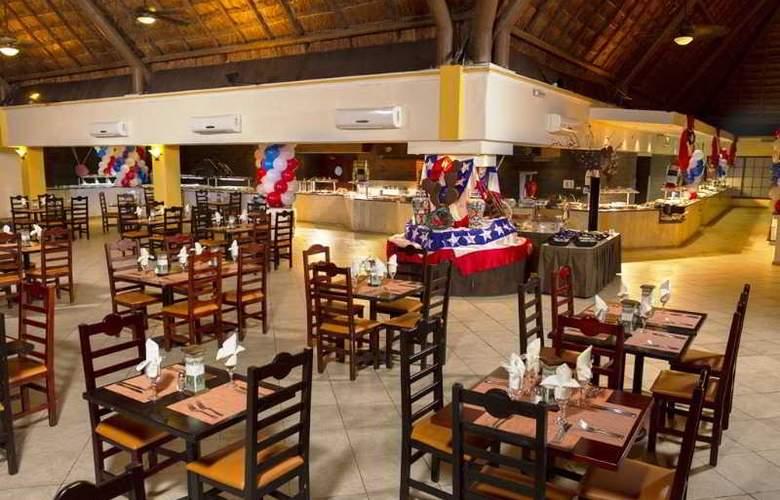 Sandos Caracol Eco Resort & Spa - Restaurant - 32