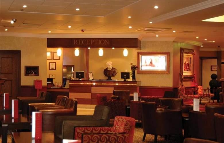 Best Western Premier Leyland - Hotel - 121