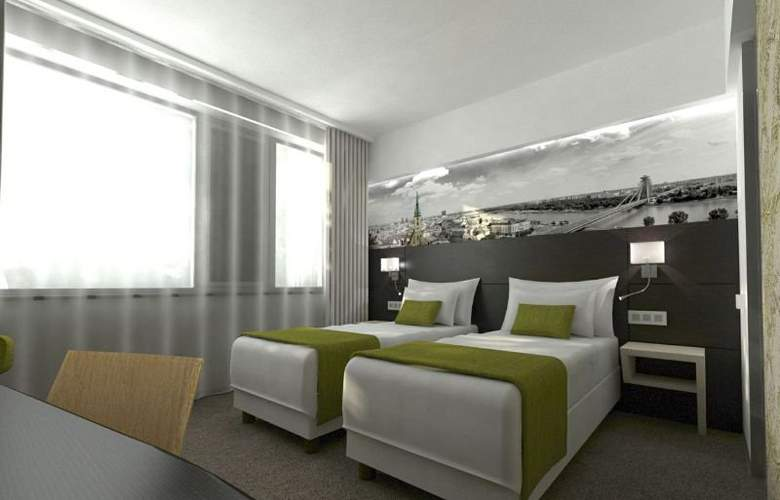 Lindner Hotel Gallery Central - Hotel - 12