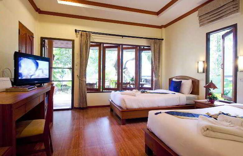 Ao Nang Cliff View Resort - Room - 8