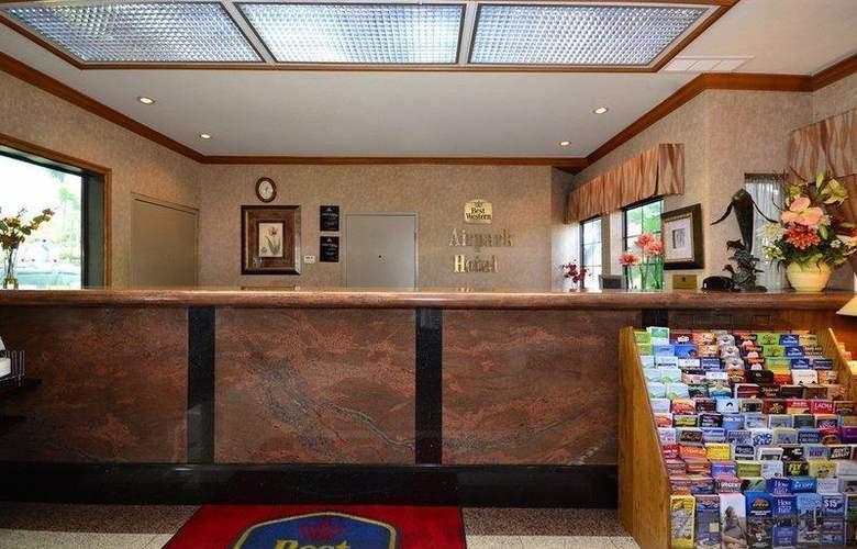 Best Western Airpark Hotel - General - 27