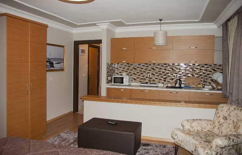 Cihangir Ceylan Suite Hotel - Room - 3