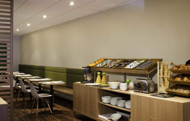 Ibis Styles Toulouse Centre Gare - Restaurant - 5