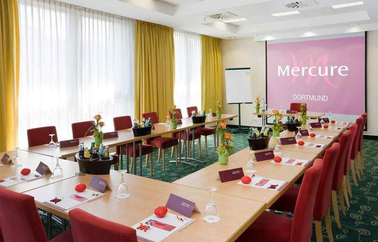 Mercure Hotel Dortmund City - Conference - 27