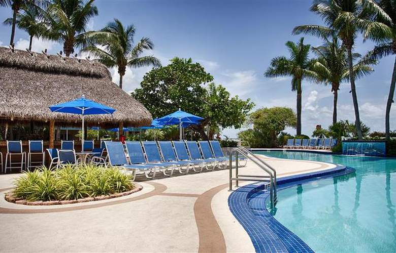 Best Western Key Ambassador Resort Inn - Pool - 108