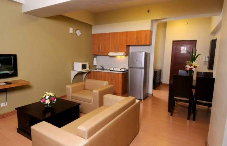 The Malayan Plaza Hotel - Room - 9
