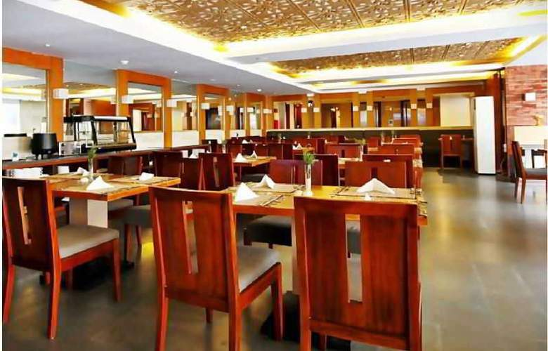 Horison Hotel Seminyak Bali - Restaurant - 15