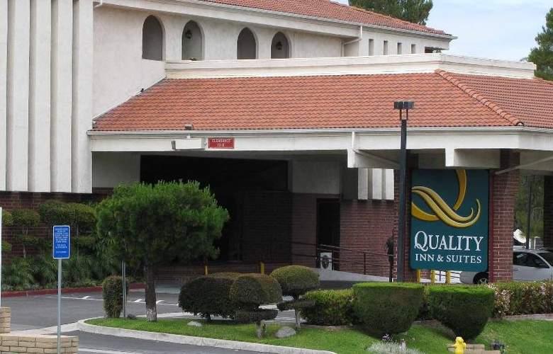 Quality Inn & Suites  Irvine Spectrum - General - 1