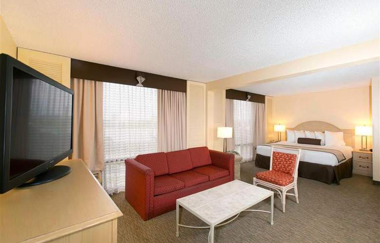 Best Western Plus Orlando Gateway Hotel - Room - 79