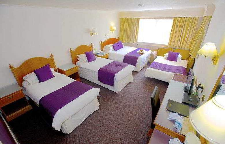 Best Western Forest Hills Hotel - Hotel - 141