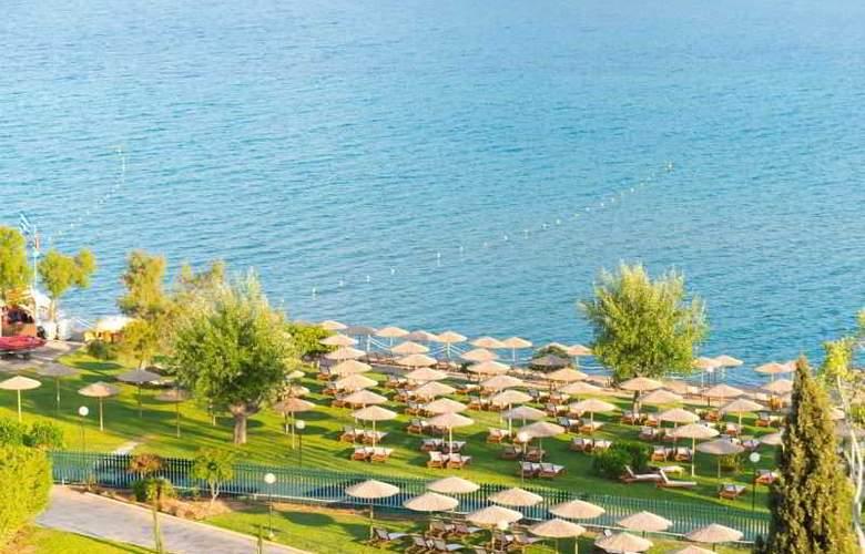 Mare Nostrum Hotel Club Thalasso - Beach - 52