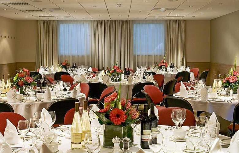 Novotel London Greenwich - Hotel - 47