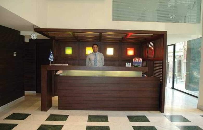 Hermes Hotel - General - 1