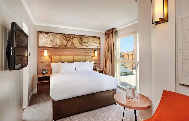 Hilton London Docklands Riverside - Room - 24