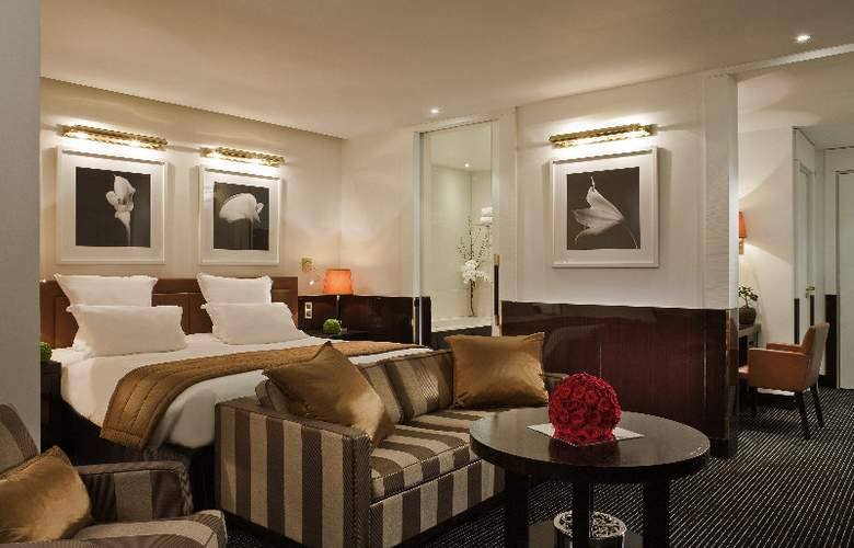 Majestic Barriere - Room - 10