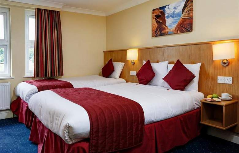 Best Western London Highbury - Room - 30