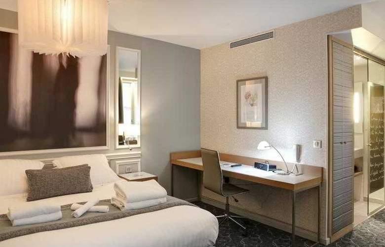 Best Western Hôtel Littéraire Premier Le Swann - Hotel - 79