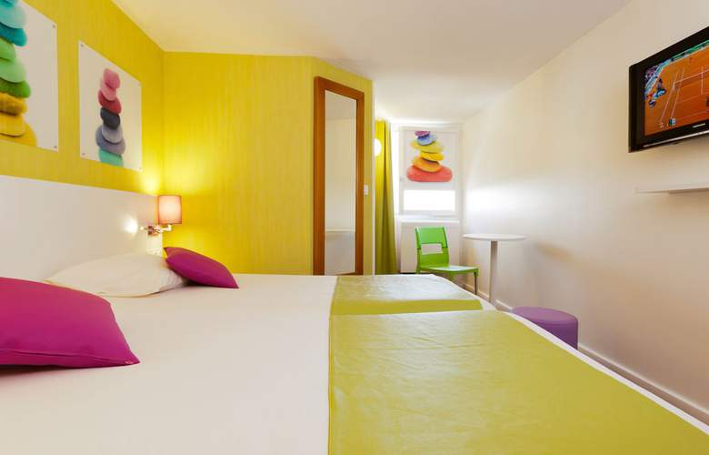 ibis Styles Paris Saint Denis Plaine - Room - 1