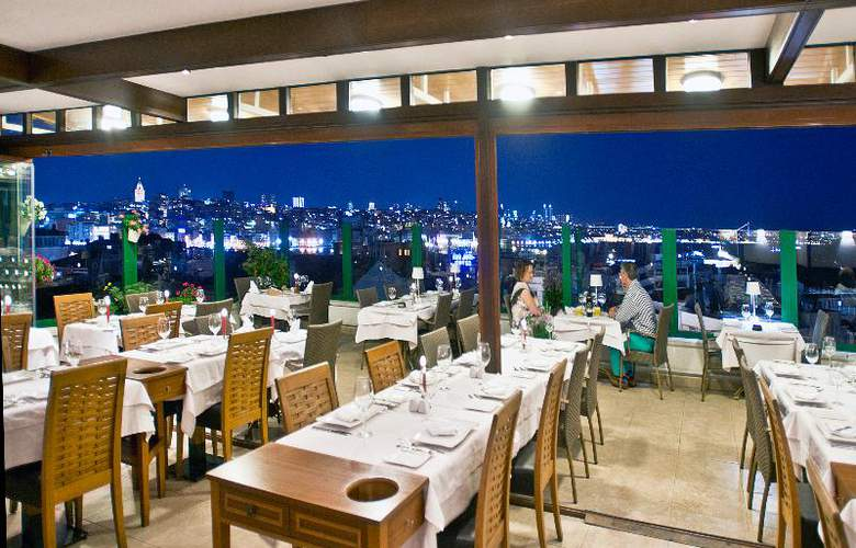 Orient Express Hotel - Sirkeci Group - Restaurant - 35