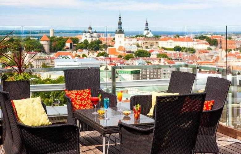 Radisson Blu Tallinn - Terrace - 9