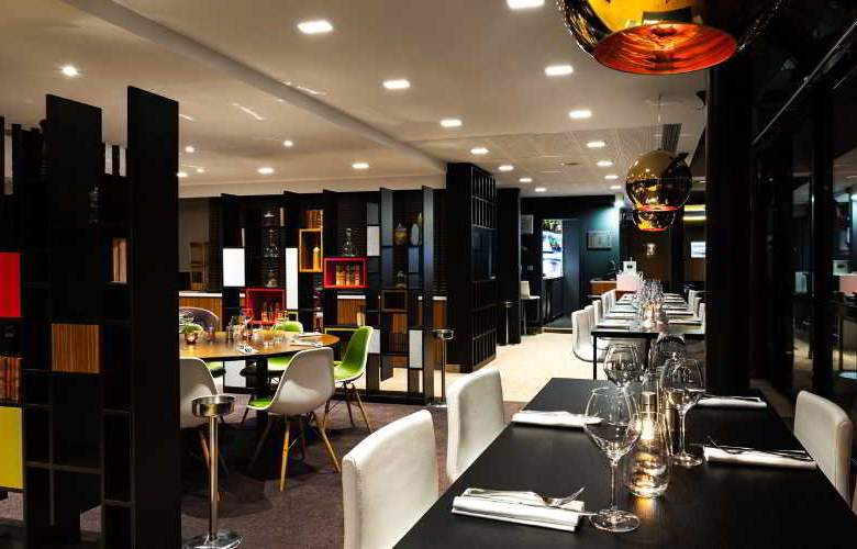 Holiday Inn Reims City Centre - Restaurant - 3