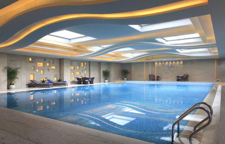 Howard Johnson Kaina Plaza Changzhou - Pool - 2