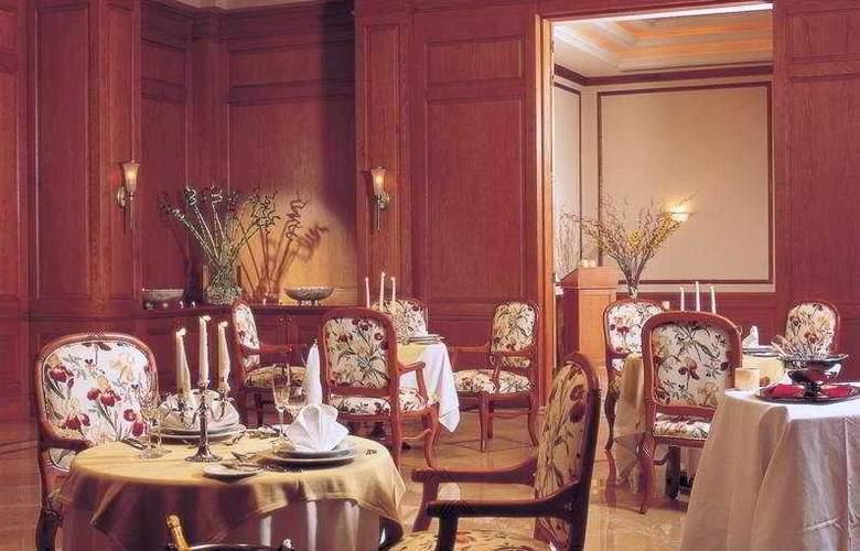 La Résidence des Cascades Golf Resort & Thalasso - Restaurant - 7