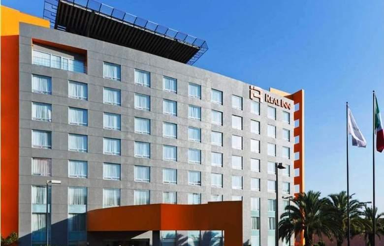 Real Inn Tlalnepantla - Hotel - 7