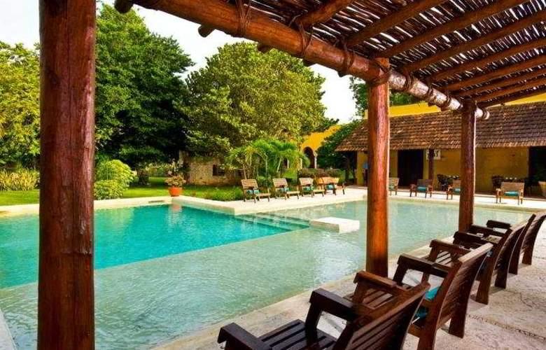 Hacienda Misné - Pool - 6