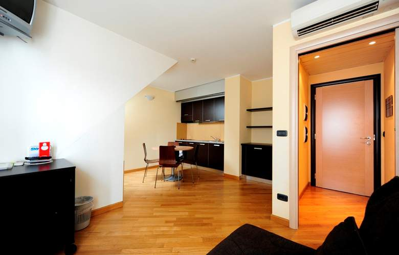 Residence Corvetto Porto di Mare - Room - 5