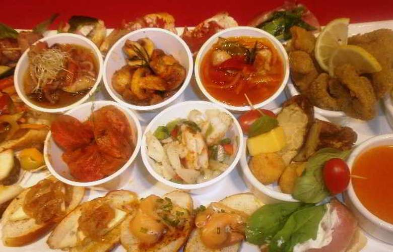 Monserrat Apart Hotel - Restaurant - 24