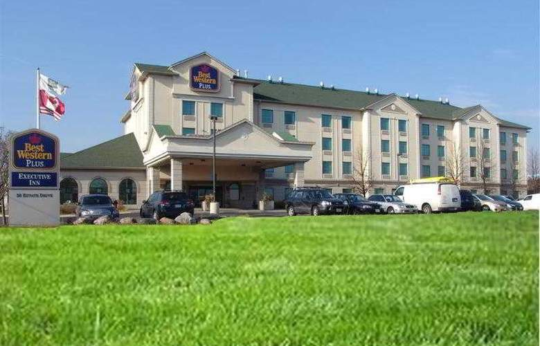Best Western Plus Executive Inn Scarborough - Hotel - 89