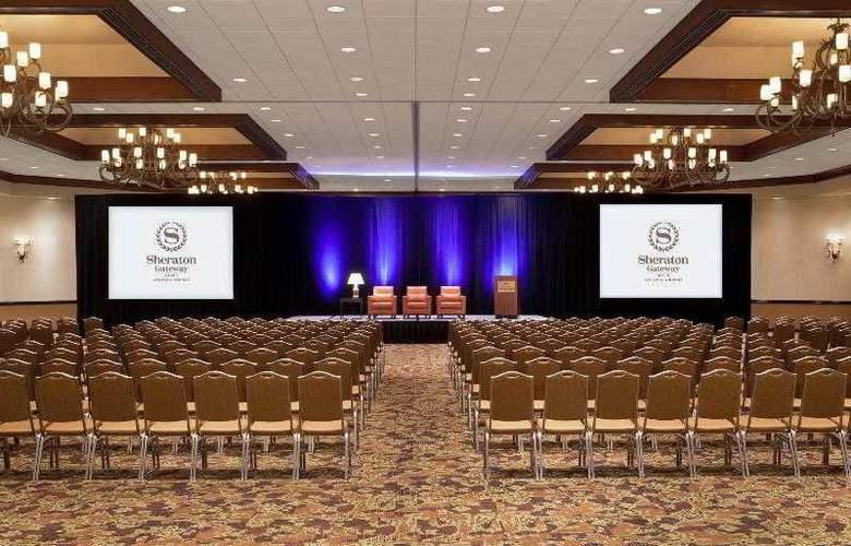 Sheraton Gateway Hotel Atlanta Airport - Hotel - 24