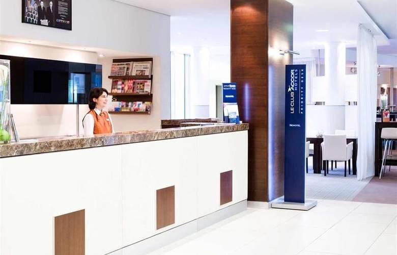 Novotel Koeln City - Hotel - 25