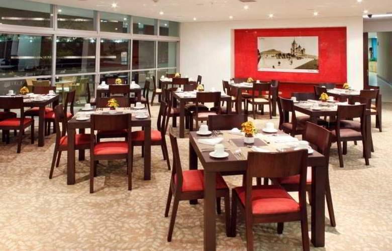 Estelar Apartamentos Medellin - Restaurant - 6