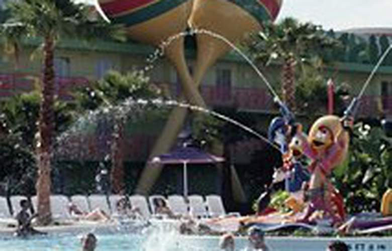 Disney's All Star Music Resort - Pool - 7